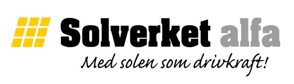 Solverket Alfa Logo